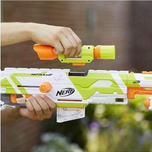 【NERF】 ナーフ Nストライク エリート Longstrike Nerf Modulus Toy Blaster with Barrel Extension ロングストライク/スポーツトイガン/おもちゃの鉄砲|ajmart|06