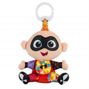 【Lamaze】 インクレディブル ジャックジャック Disney/Pixar Clip & Go Jack Jack/ ベビーカー/おもちゃ/クリップ/トイ/ディズニー/ピクサー//赤ちゃん/お祝い|ajmart
