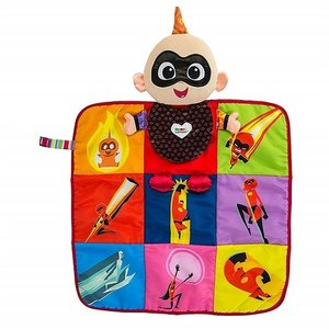 【Lamaze】インクレディブル ジャックジャック プレイマット ぬいぐるみ Disney Jack Book Playmat 赤ちゃん/布絵本/おもちゃ/トイ/ディズニー/ピクサー/お祝い|ajmart