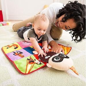 【Lamaze】インクレディブル ジャックジャック プレイマット ぬいぐるみ Disney Jack Book Playmat 赤ちゃん/布絵本/おもちゃ/トイ/ディズニー/ピクサー/お祝い ajmart 04