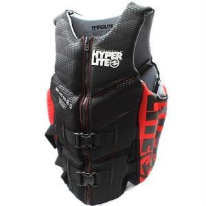 【HYPERLITE】  ハイパーライト ライフジャケット LIFE JACKET 【メンズ】 高性能ライフジャケット  素肌にも着心地の良いウエット素材 ジェット/ウェイク/カヌ|ajmart