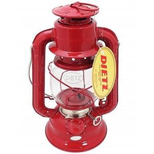 【Dietz デイツ 】#50 コメット オイル ランタン レッド Comet Oil Burning Lantern ハリケーンランタン/灯油/ランプ/キャンプ/BBQ/アウトドア/ランタン/釣り/防 ajmart