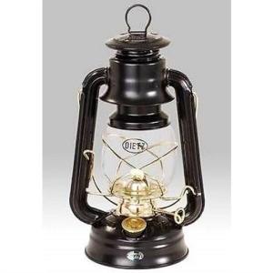 【Dietz デイツ 】#76 オイルランプ ブラック×ゴールド Oil Lamp Burning Lantern ハリケーンランタン/灯油/ランタン/キャンプ/BBQ/アウトドア/ランタン/釣り/|ajmart