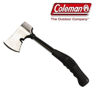 【Coleman コールマン】キャンプ アックス 斧 Camp Axe ペグハンマー/アウトドア/バーベキュー/キャンプファイヤー/薪割り/焚き火|ajmart