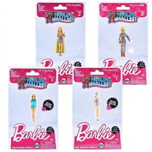 【World's Smallest 】Worlds Smallest Barbie 4 Pack Bundle ワールド スモーレスト バービー 4パックセット 世界最小/フィギュア/ワールドスモーレスト|ajmart