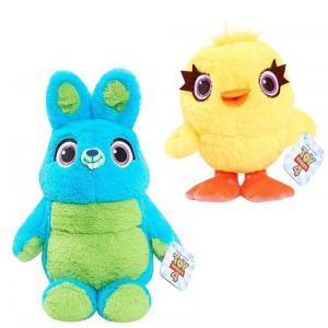 【Disney Pixar】Toy Story 4  Small Bean Plush - Duck...