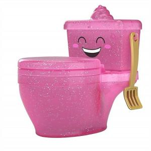 Pooparoos Surpriseroos Toilet Pack  トイレサプライズ  (Pink ピンク)  フィギュア/イエティ/オルカ/おもちゃ/人形/女の子用/プレゼント|ajmart