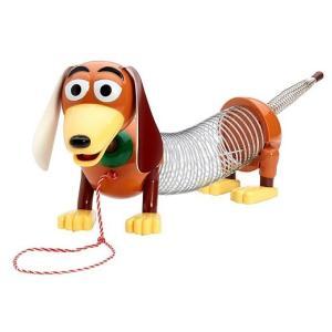 【Disney Pixar】 トイストーリー 4 Toy Story 4  スリンキードッグ /トイストーリー4/フィギュア/人形/DOG/犬/実物大/プルトイ/ALEX