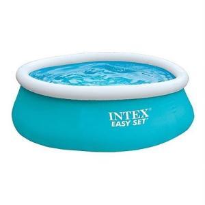 INTEX インテックス イージーセット プール 183cm×51cm 大型プール 子供 こども用 ファミリー ビニールプール 子供用 屋外プール|ajmart