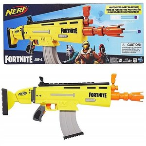 【NERF】ナーフ フォートナイト コラボ Fortnite AR-L Elite Dart Blaster ブラスター/スポーツトイガン/アウトドア/スポンジガン|ajmart