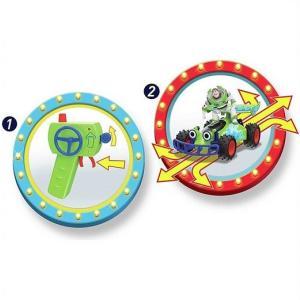 【トイストーリー4】ラジオコントロール RC ターボ バギー バズ・ライトイヤー Toy Story 4 RC TURBO BUGGY Buzz Lightyear ラジコン/プレゼント/お誕生日|ajmart|02