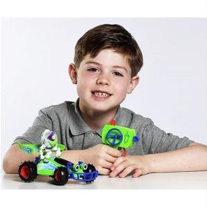 【トイストーリー4】ラジオコントロール RC ターボ バギー バズ・ライトイヤー Toy Story 4 RC TURBO BUGGY Buzz Lightyear ラジコン/プレゼント/お誕生日|ajmart|04