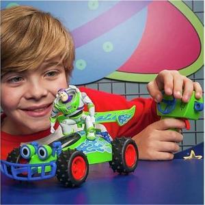 【トイストーリー4】ラジオコントロール RC ターボ バギー バズ・ライトイヤー Toy Story 4 RC TURBO BUGGY Buzz Lightyear ラジコン/プレゼント/お誕生日|ajmart|05