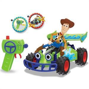 【トイストーリー4】ラジオコントロール RC ターボ バギー ウッディ Toy Story 4 RC TURBO BUGGY Woody ラジコン/プレゼント/お誕生日/男の子/お祝い/クリスマス|ajmart
