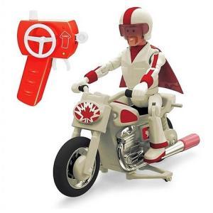 【トイストーリー4】RC モーターサイクル デューク・カブーン Toy Story 4 Duke Caboom Remote Control Toy ラジコン/リモコン/プレゼント/お誕生日/男の子/お祝|ajmart