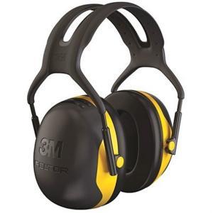 3M PELTOR イヤーマフ X2A 遮音値24dB ヘッドバンドタイプ Xシリーズ/聴覚保護/騒音対策/遮音効果/防音保護具/騒音軽減/耳栓|ajmart