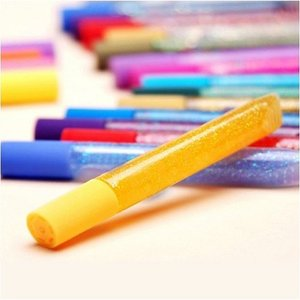 Elmer's (エルマーズ)  3Dペン グリッターペン 50本 レインボー グリッターグルー ペン エルマーズグルー/セット|ajmart|03