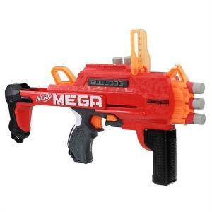 【NERF】ナーフ アキュストライク メガ ブルドッグ Accustrike Mega Bulldog Toy ブラスター/ダーツ/スポーツトイガン/アウトドア/スポンジガン|ajmart