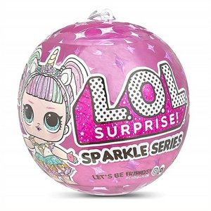 【L.O.L. Surprise 】 Dolls Sparkle Series A, Multico...