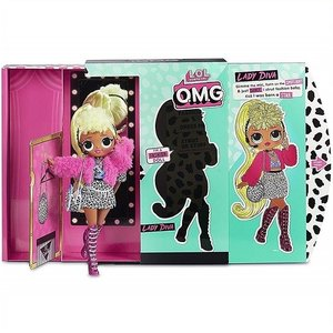 【L.O.L. Surprise 】 O.M.G. Lady Diva Fashion Doll w...