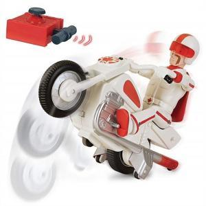 【トイストーリー 4】 リモートコントロール デューク・カブーン Toy Story 4 Remote Control Duke Caboom RC/ラジコン/リモコン/プレゼント//男の子/お祝