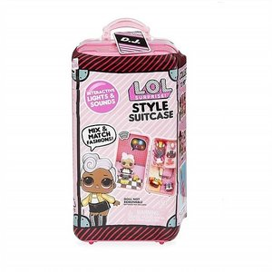 【L.O.L. Surprise 】 Style Suitcase Interactive Surp...