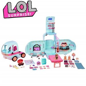 【L.O.L. Surprise 】 2-in-1 グランパー ファッション キャンパー  2-in...