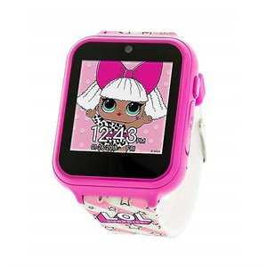 【L.O.L. Surprise 】LOL サプライズ タッチスクリーン スマートウォッチ Touch-Screen Smartwatch おもちゃ/時計/カメラ/自撮り/セルフィー/女の子用/プレゼン|ajmart