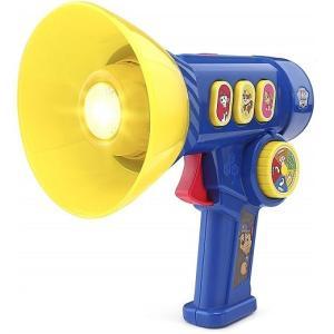 【VTech】 パウパトロール メガホン ミッションボイスチェンジャー PAW Patrol Megaphone Mission Voice Changer 5つの音声変化/おもちゃ/プレゼント|ajmart