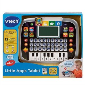 【Vtech】 リトル アプリ タブレット Little Apps Tablet 英語学習/ピアノ/...