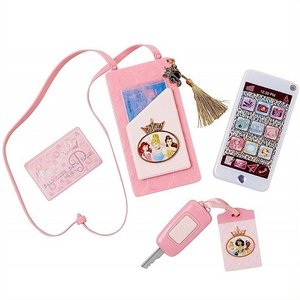 【Disney Princess】ディズニープリンセス おもちゃのスマートフォンセットOn-The-Go Play Smartphone スマホ/携帯/おもちゃ/クリスマ|ajmart