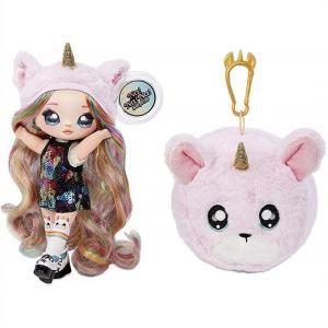 【NA NA NA! Surprise】 NA NA NA サプライズ  ナナナサプライズ 2-in-1 Fashion Doll & Plush Pom  おもちゃ/人形/女の子用/プレゼント/lolサプライズ/|ajmart