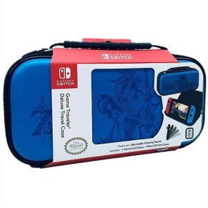 【Nintendo SWITCH】 ニンテンドー スイッチ ゼルダの伝説 デラックス トラベル ケー...