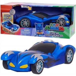 しゅつどう!パジャマスク ライトアップレーサー キャットカー Light Up Racers- Cat Car PJ Masks  PJマスク フィギュア キャットボーイ|ajmart