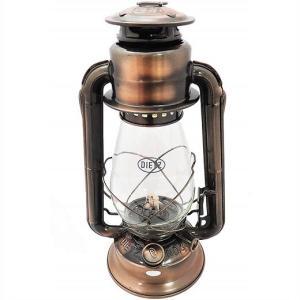 【Dietz デイツ 】#20 ジュニア オイル ランタン ブロンズ Junior Oil Burning Lantern ハリケーンランタン/灯油/ランプ/キャンプ/BBQ/アウトドア/ランタン/釣り|ajmart