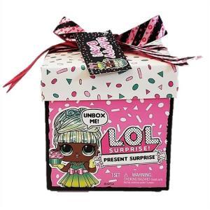 【L.O.L. Surprise! 】 LOL サプライズ プレゼント サプライズ ドール 8サプライズ Doll with 8 Surprises lolサプライズおもちゃ/人形/プレゼント|ajmart