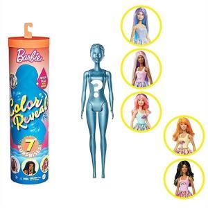 バービー カラー リヴィール ドール Sunny 'n Cool シリーズ Barbie Color Reveal Doll Sunny 'n Cool  Series カラーリビール/フィギュア/人形/子供用/女の子用|ajmart