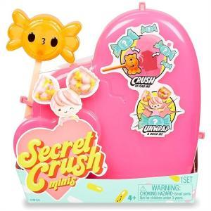 【MGA Entertainment 】 シークレットクラッシュミニ Secret Crush Minis サプライズ/おもちゃ/人形/女の子用/プレゼント/lol|ajmart