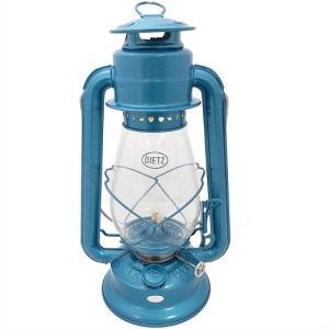 【Dietz デイツ 】 #20 ジュニア オイル ランタン ブルー Junior Oil Burning Lantern ハリケーンランタン/灯油/ランプ/キャンプ/BBQ/アウトドア/ランタン/釣り/|ajmart