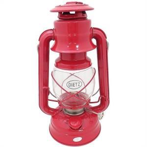 【Dietz デイツ 】 #76 オイルランプ レッド(赤) Oil Lamp Burning Lantern Red /ハリケーンランタン/ランタン/キャンプ/BBQ/アウトドア/ランタン/釣り/|ajmart