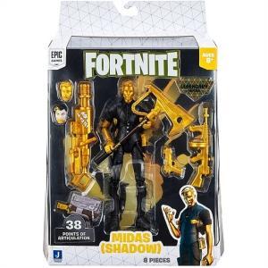 【Fortnite/フォートナイト】 マイダス レジェンダリーシリーズ フィギュアパック Legendary Series Figure Pack, Midas フィギュア/ゲーム/キャラクター/|ajmart