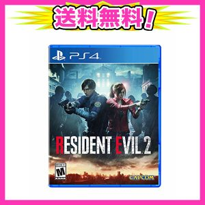 Resident Evil 2 (輸入版:北米)- PS4|ajplaza