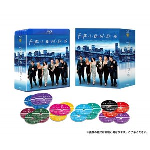 フレンズ シーズン1-10ブルーレイ全巻セット21枚組 Blu-ray|ajplaza