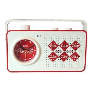 COKE Radio&Alarm Clock