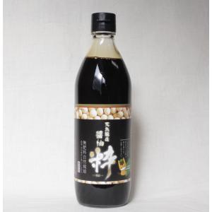 【500ml】天然醸造醤油「粋」|ak-friend