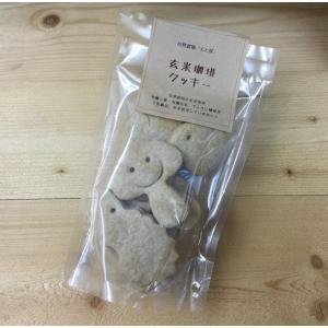 玄米珈琲クッキー 60g|ak-friend