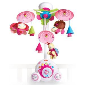 Tiny Love タイニー ラブ タイニー プリンセス ミュージック ボックス モービル 0ヶ月から対象 【日本正規品保証付】の商品画像|ナビ