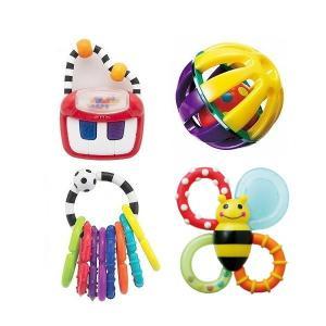 Sassyサッシー 出産祝いおもちゃ ギフトセット (ラッピング無料) akachan-station