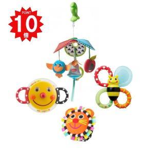 出産祝い Sassyサッシー&タイニーラブ 0ヶ月からのおもちゃ3 (ラッピング無料) akachan-station