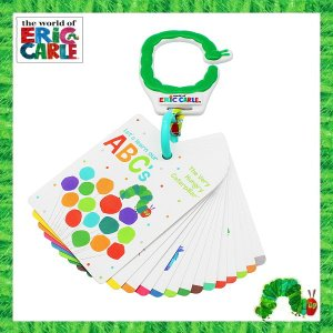 遊びながら脳を刺激する丈夫な素材のアルファベットカード!赤ちゃんが認識しやすいカラフルなイラスト。